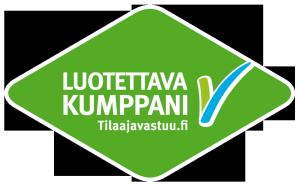 Luotettava logo
